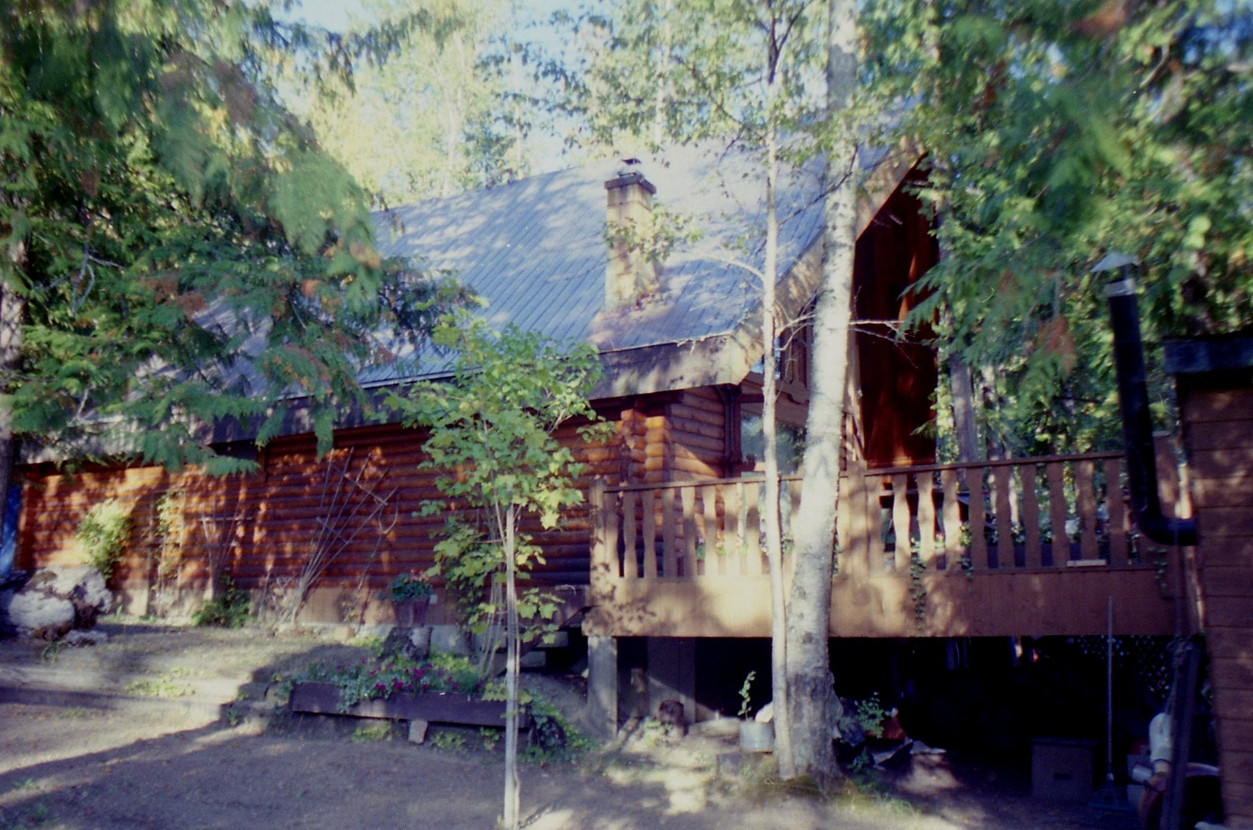 Custom Plan - Shuswap, BC (early 80's)