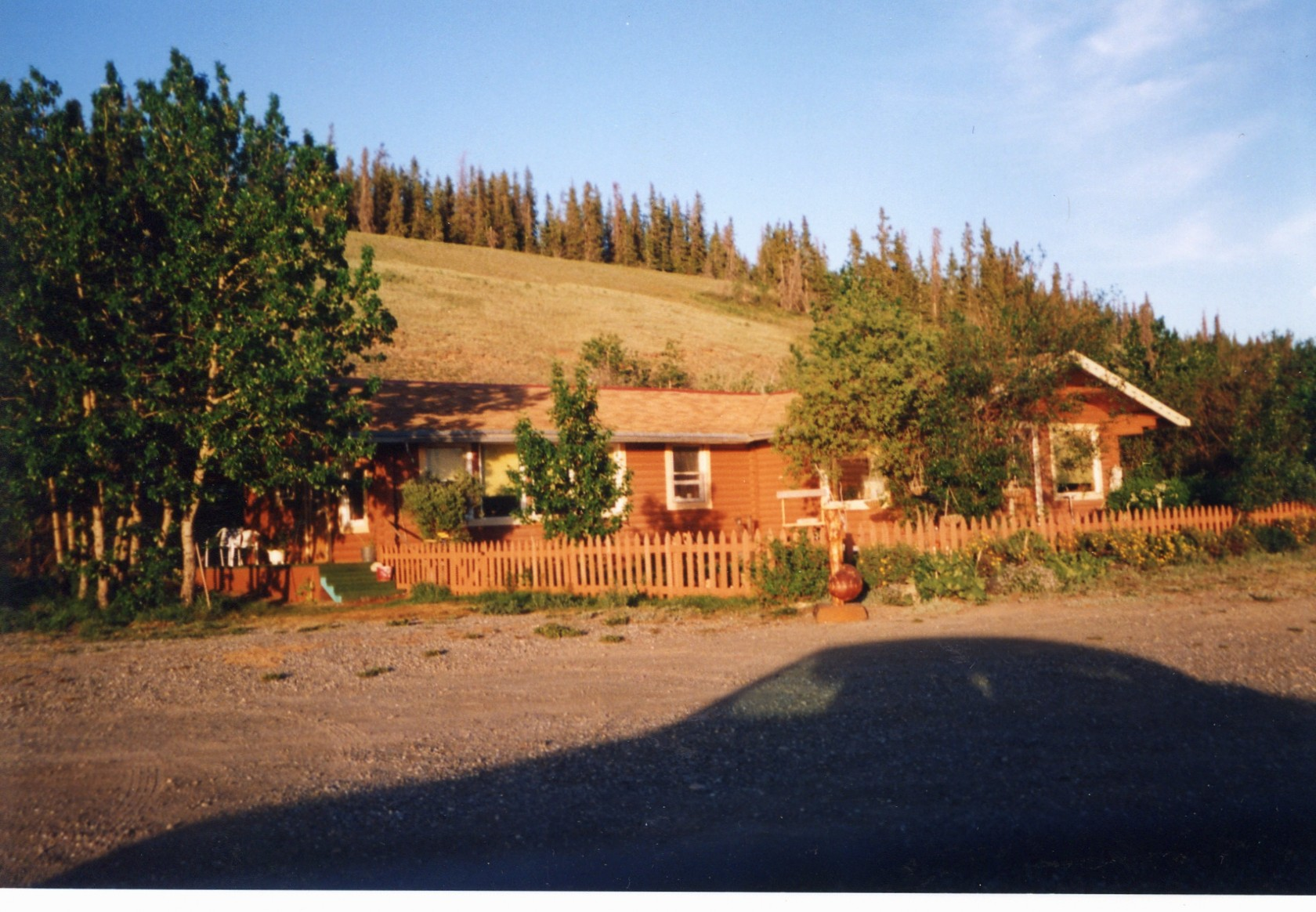 Custom - Kluani Lake, Yukon