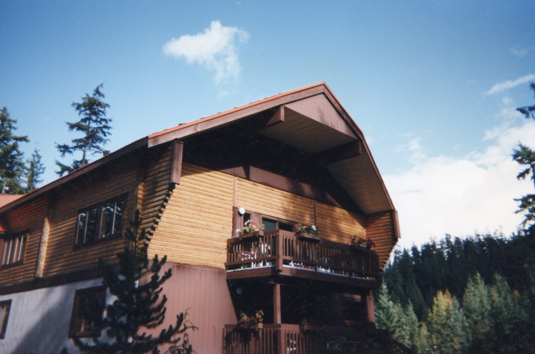 BC Hydro Ski Lodge (late 70's)