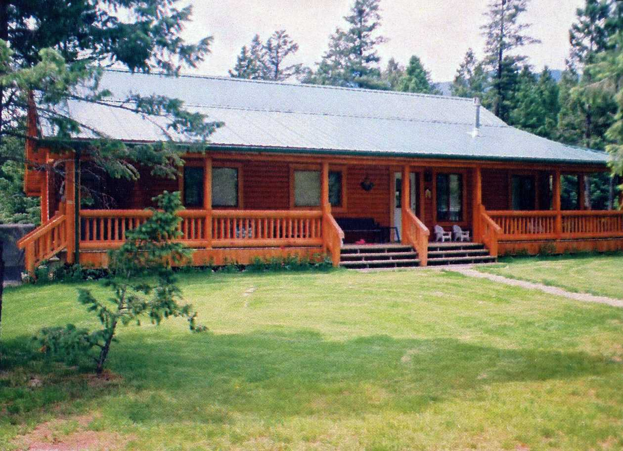 Rancher w/covered porch