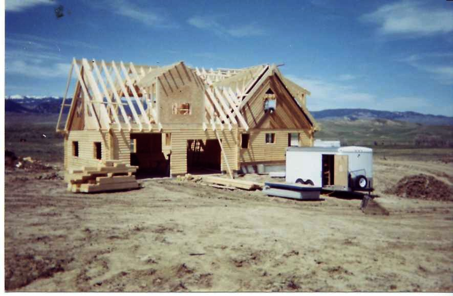 Dormer framing - cub dormer / gable end